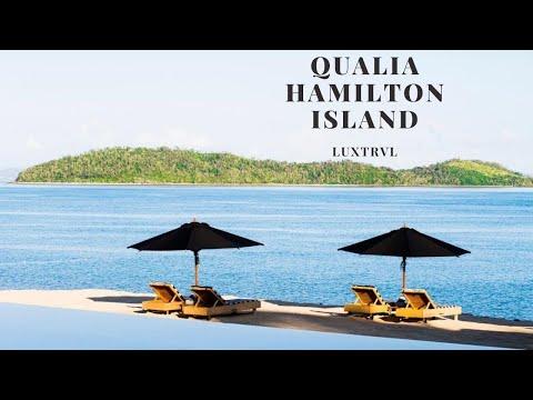 Our Stay at The qualia Resort on Hamilton Island Whitsundays