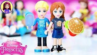 Casual Lego Disney Princess Clothes for Elsa & Anna - Wreck it Ralph Custom DIY Style