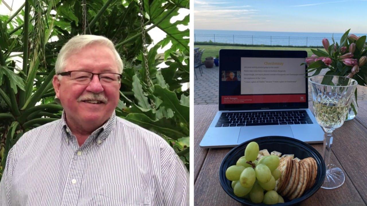 Image for Miami Presents: Virtual Wine Tasting with Jack Keegan webinar