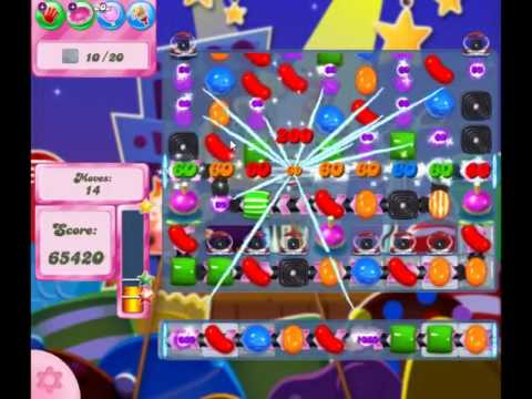 Candy Crush Saga Level 2526 - NO BOOSTERS