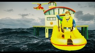 Fireman Sam US NEW Episodes - Sam's Best Rescues - Season 9!