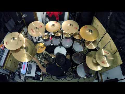 Trivium  The Sin and the Sentence Drum