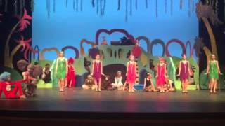 Horton hears a who and Biggest Blame Fool- Seussical jr.