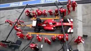 Ferrari - F1 Pit Stop