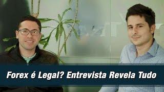 FOREX É LEGAL? Entrevista Revela Tudo Sobre o MERCADO FOREX | Marcello Vieira - Sucesso em Forex