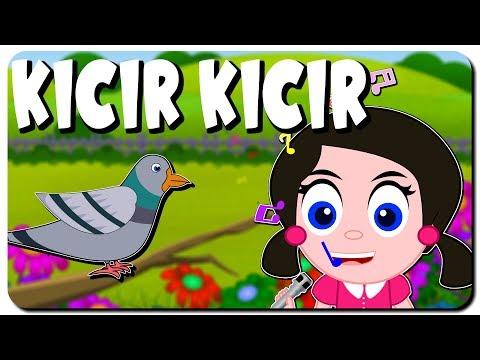 KICIR KICIR | Lagu Daerah DKI Jakarta - Betawi | Budaya Indonesia | LAGU ANAK TV