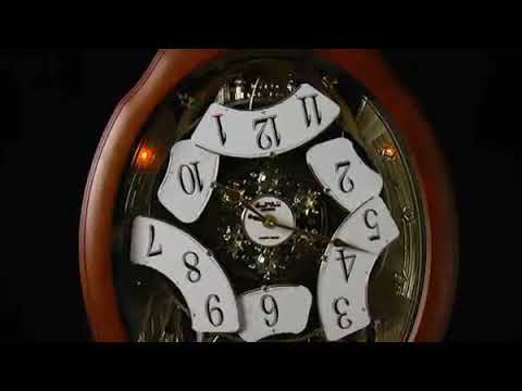 Rhythm Clocks - Anthology Legend - Musical Motion Clock