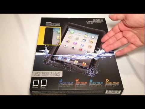 Lifeproof Nuud Case For IPad Review