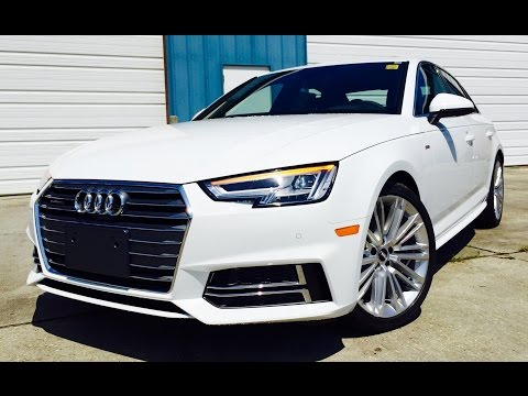 2017 Audi A4 Prestige S-Line 2.0T Quattro S Tronic Full Review /Exhaust /Start Up /Short Drive