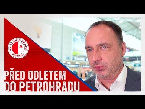 EVROPSKÁ LIGA | Slávisté odlétají do Petrohradu