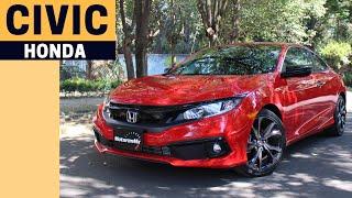 Honda Civic Coupé 2019   ¡Ya es un auto divertido!, pero, ¿justifica el precio?   Motoren Mx