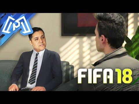 COMEÇANDO A CONTRATAR! - FIFA 18 - Modo Carreira #02