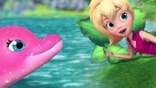 Polly Pocket   Full Episodes   Epic Waterslide Compilation   Girls Movie   WildBrain