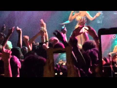 Azealia Banks ' Luxury '  Live NYC  Irving Plaza