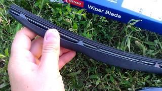 Дворники. Что изменилось в DENSO Wiper Blade за 3 года.  И почему их надо купить