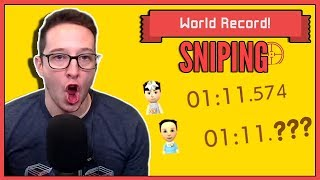 So I Tried Taking A WORLD RECORD From LilKirbs...