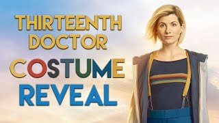 Doctor Who Series 11 Discussion: The Thirteenth Doctor's Costume