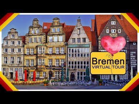 Stadtrundgang Bremen Innenstadt In Deutschland - Bremen Virtual Tour