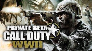 Call of Duty WWII // Probando la BETA // Team Deathmatch