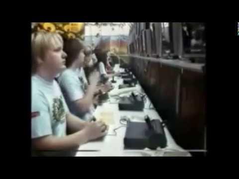 Deutsche Atari Centipede-Meisterschaft (1983) !