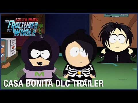 South Park: The Fractured But Whole: From Dusk Till Casa Bonita DLC