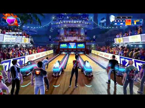 Kinect Sports Rivals: Bowling Battle PT2
