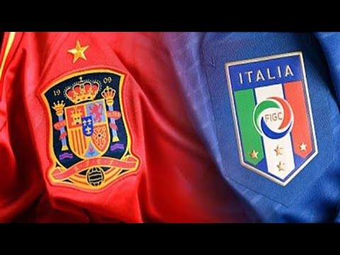 ESPAÑA VS ITALIA  LIVE ALL GOALS & HIGHLIGHTS IN LIVE AMAIZING MATCH UNGLAUBICH