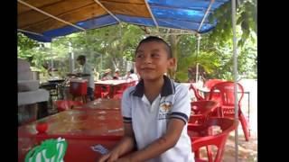 Guerra de Bombas yucatecas niña vs niño