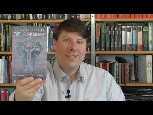 Die Ankunft  - Extraterrestrial - Larry Niven - Buchbesprechung [HD] - SciFi