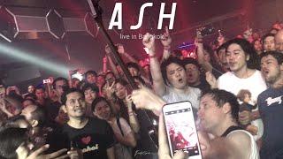 Ash - Angel Interceptor + Mark jumping down to the crowd [live in Bangkok] 2018.11.27