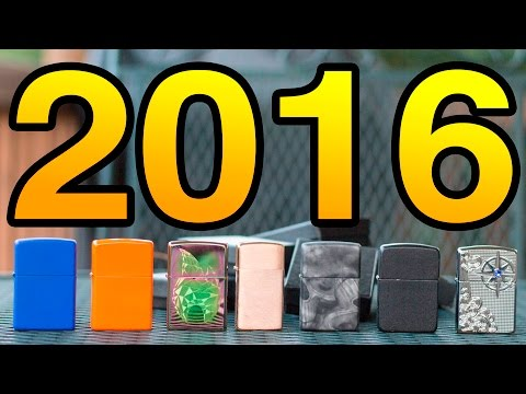Zippo Collection UPDATE 2016