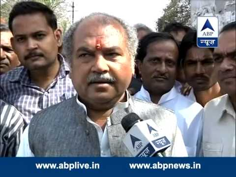 Narendra Singh Tomar, BJP Chief In MP, Confident Of Win