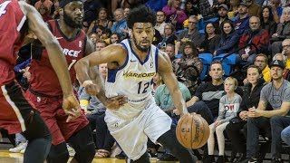 Quinn Cook's NBA G League Career Highlights!