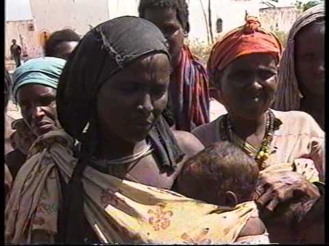 Hungersnot in Somalia