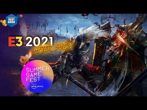 E3 2021: After Show - Día 1 con 3DJuegosMX y Xataka México