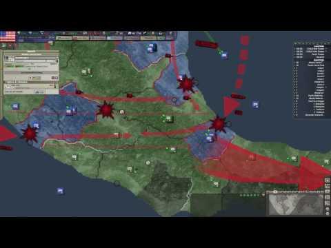 HoI 3 TFH -EN- US Empire p9 - Mexic GETO!
