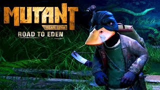 Mutant Year Zero #05 | Unerwartete Verstärkung | Road to Eden Gameplay German Deutsch thumbnail