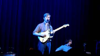 Bill Callahan Small Plane - Live in Copenhagen 9 February 2014 Excellent sound!