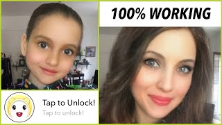 100% Working Get The Baby, Child or Male to Female Filter on Snapchat