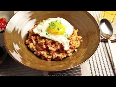 윤식당김치볶음밥(Kimchi Fried Rice  by Youns kitchen