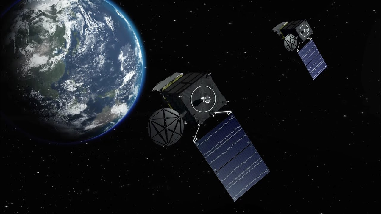 SPACE TECHNOLOGY:静止気象衛星...