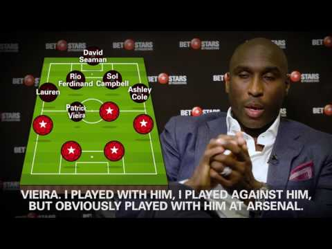 The Big Call - Sol Campbell's Ultimate Team Mate XI