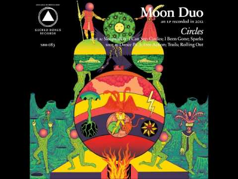 Moon Duo - Sleepwalker