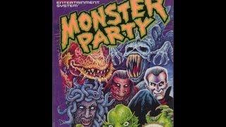 Monster Party Video Walkthrough