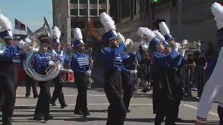 2015 Veterans Day Parade in Tulsa, part 1