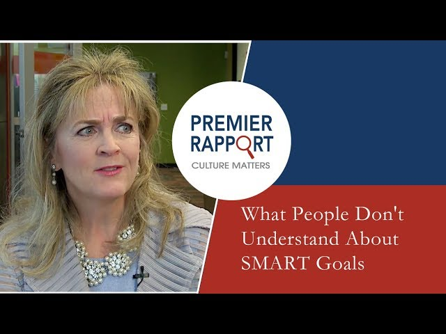 What People Don't Understand About SMART Goals