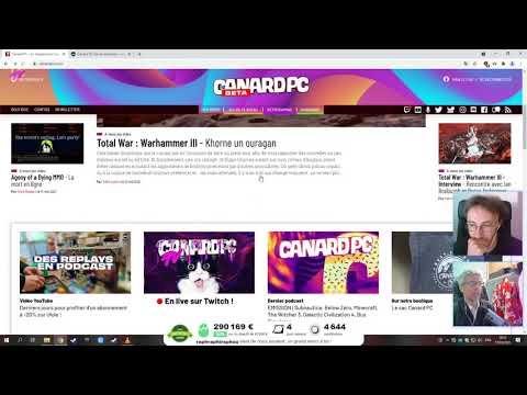 Youtube Video - Questions/réponses et discussion sur le site et le Ulule