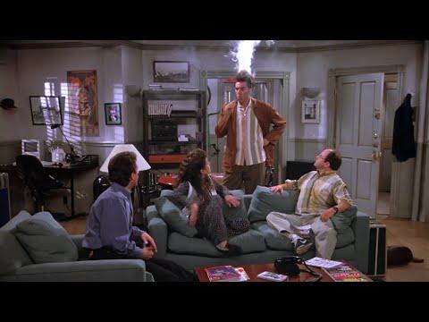 Kramer And The Cuban Cigar | Seinfeld S04E05
