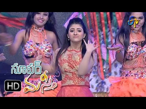 Colorful Chilaka Song | Shriya Sharma Dance Performance | Super Masti | Tenali | 2nd April 2017