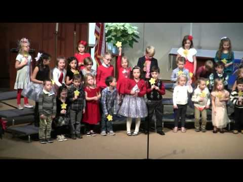"SLS Early Childhood Christmas Program - ""Christmas Step by Step"""